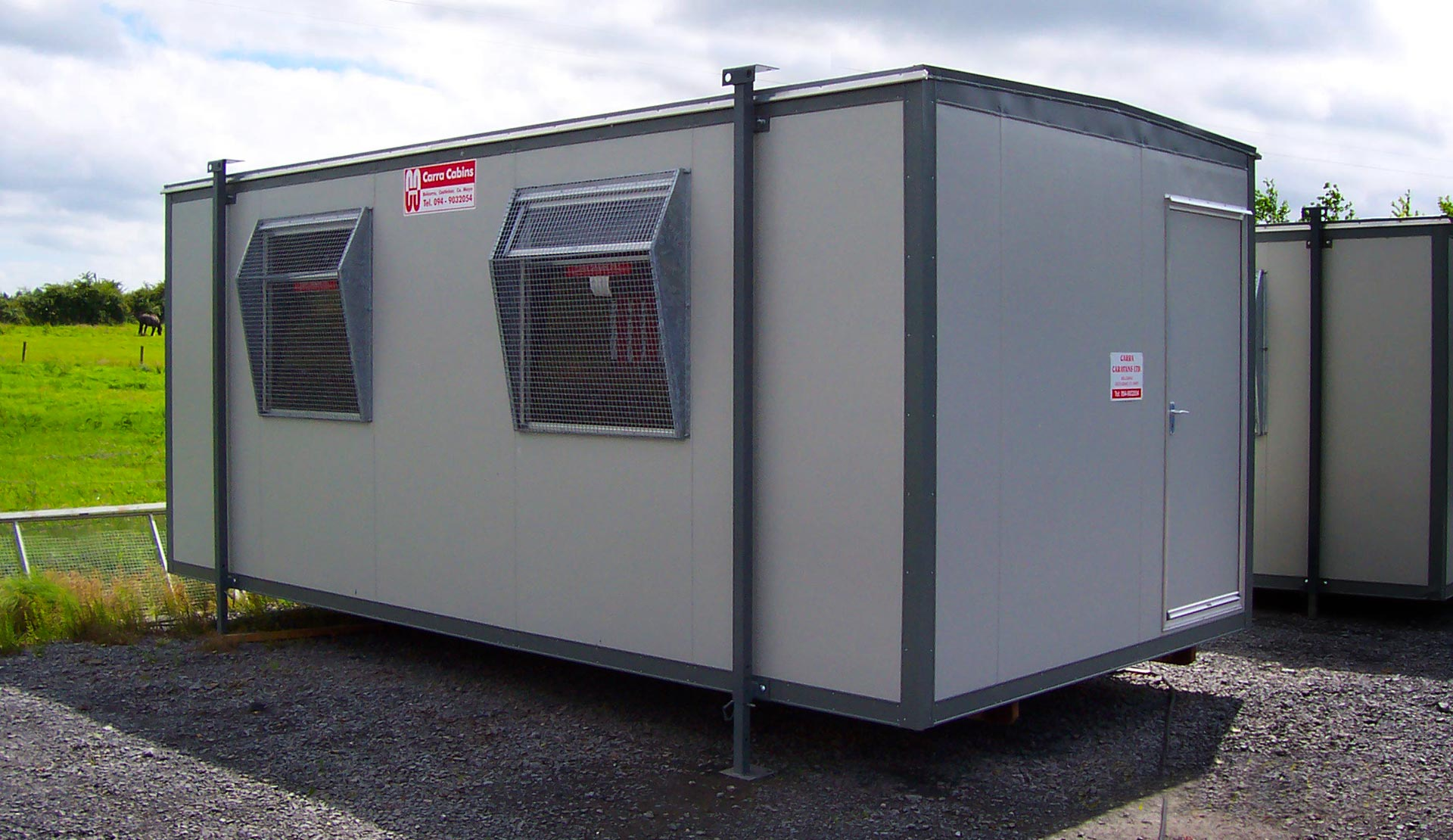 Jackleg Portable Cabins
